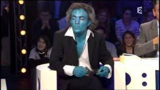 Jonathan Lambert - Bernard-Henri Lévy - On n'est pas couché (ONPC)