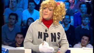 Jonathan Lambert - Christine Bravo - On n'est pas couché (ONPC)