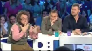 Jonathan Lambert – Francis Lalanne – On n'est pas couché (ONPC)