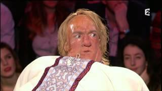 Jonathan Lambert en Gérard Depardieu – On n'est pas couché (ONPC)