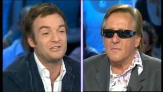Jonathan Lambert - Gilbert Montagné - On n'est pas couché (ONPC)