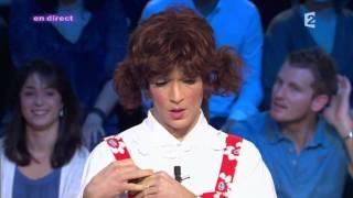 Jonathan Lambert – Martine – On n'est pas couché (ONPC)