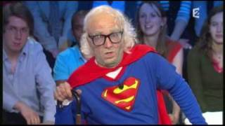 Jonathan Lambert – Superman – On n'est pas couché (ONPC)